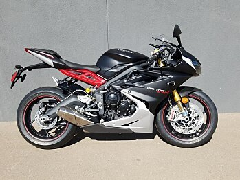 2017 Triumph Daytona 675R for sale 200422523