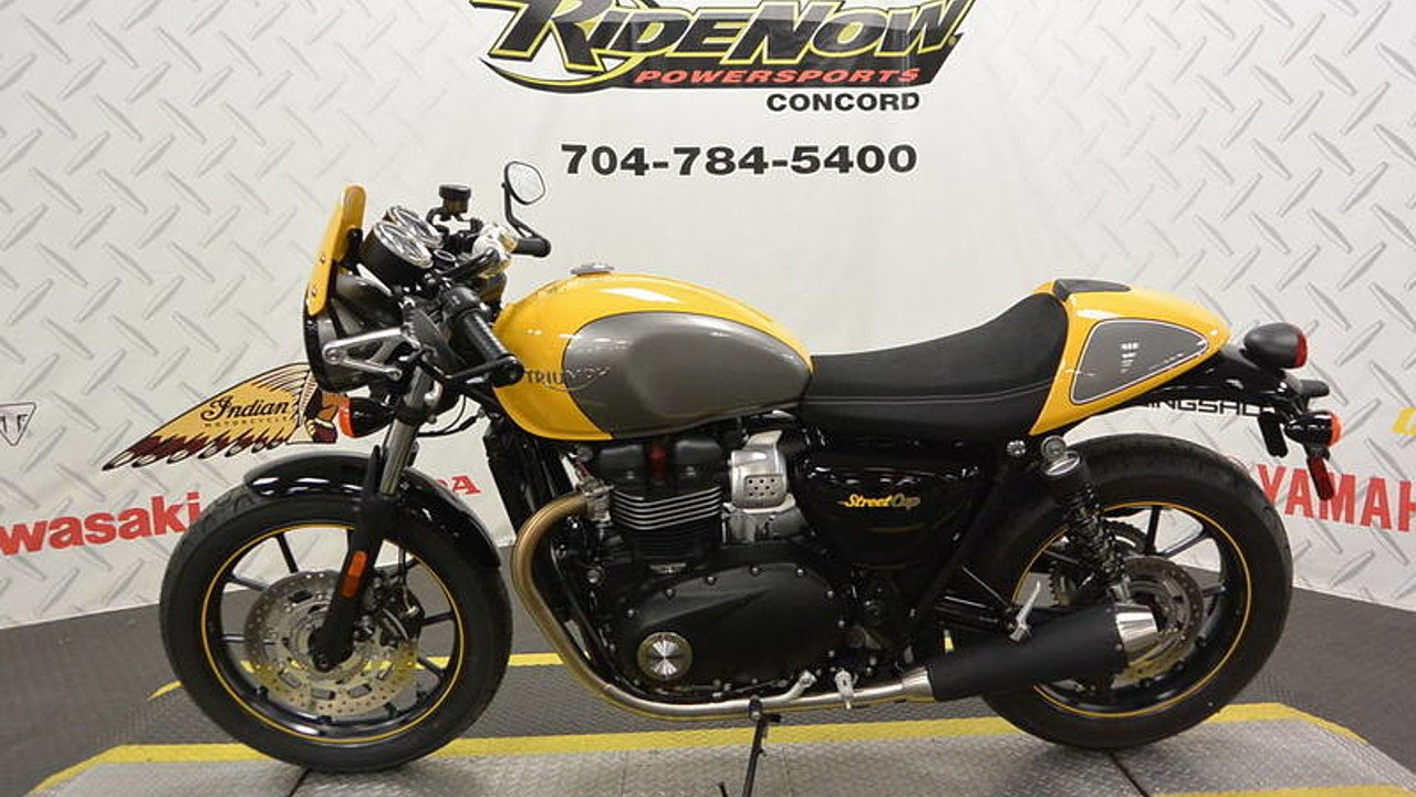 2017 Triumph Street Cup for sale 200486980