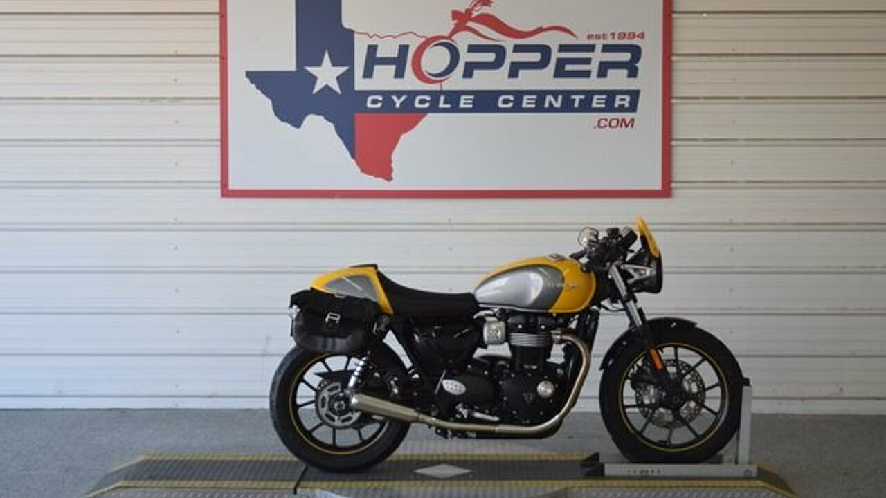 2017 Triumph Street Cup for sale 200547753