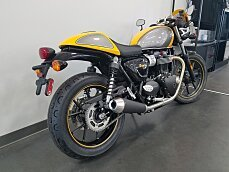2017 Triumph Street Cup for sale 200408410