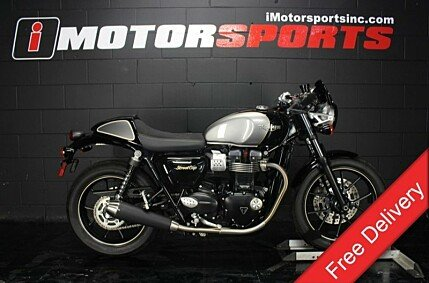 2017 Triumph Street Cup for sale 200515822