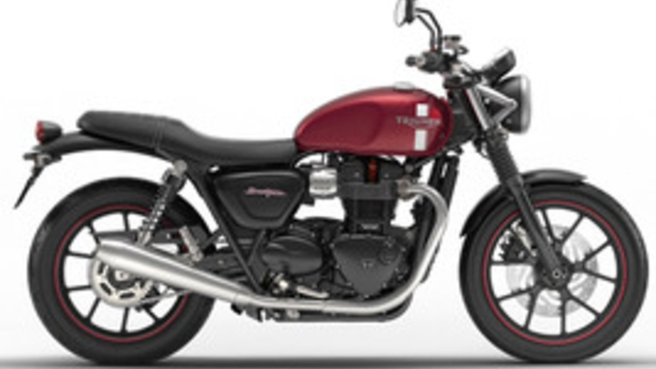 2017 Triumph Street Twin for sale 200455585