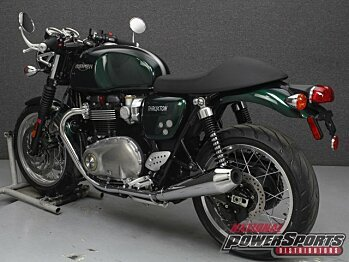 2017 Triumph Thruxton for sale 200579689