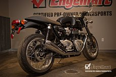 2017 Triumph Thruxton for sale 200574638