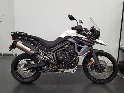 2017 Triumph Tiger 800 XCx for sale 200422126
