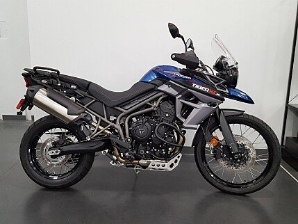 2017 Triumph Tiger 800 XCx for sale 200422127