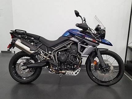 2017 Triumph Tiger 800 XCx for sale 200438125