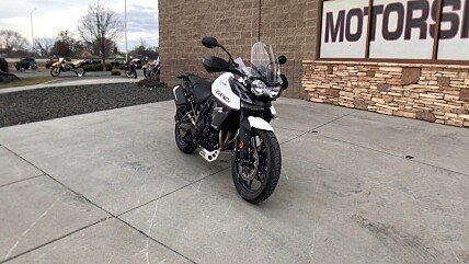 2017 Triumph Tiger 800 XRX for sale 200484507