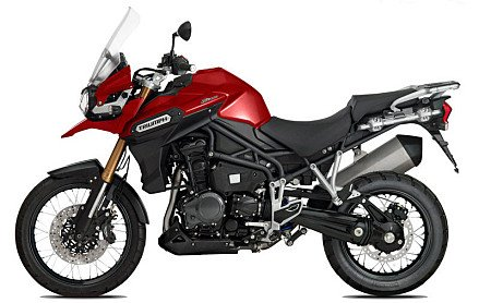 2017 Triumph Tiger Explorer XRX for sale 200451002