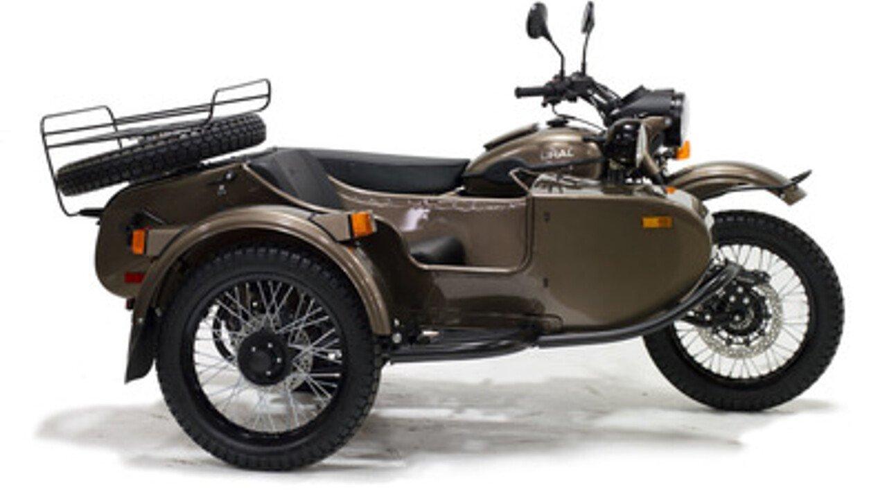 2017 Ural Gear-Up for sale 200570021