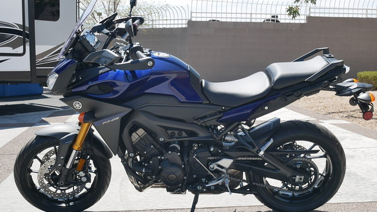 2017 Yamaha FJ-09 for sale 200609851