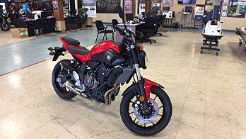 2017 Yamaha FZ-07 for sale 200425079