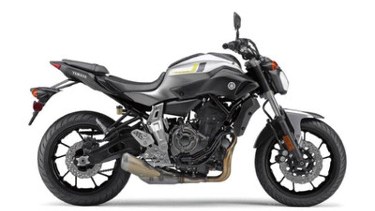 2017 Yamaha FZ-07 for sale 200473511