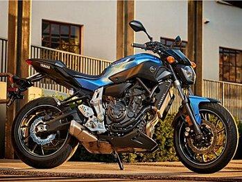 2017 Yamaha FZ-07 for sale 200474789