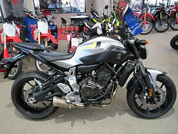 2017 Yamaha FZ-07 for sale 200480389