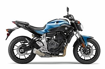 2017 Yamaha FZ-07 for sale 200496082