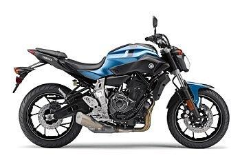 2017 Yamaha FZ-07 for sale 200496144