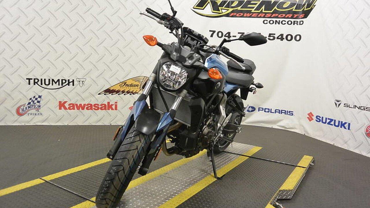 2017 Yamaha FZ-07 for sale 200498701