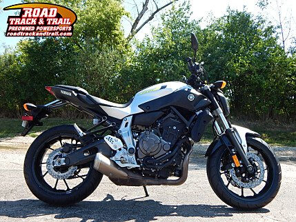 2017 Yamaha FZ-07 for sale 200613338