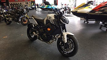 2017 Yamaha FZ-09 for sale 200454380