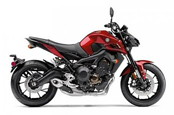 2017 Yamaha FZ-09 for sale 200463071