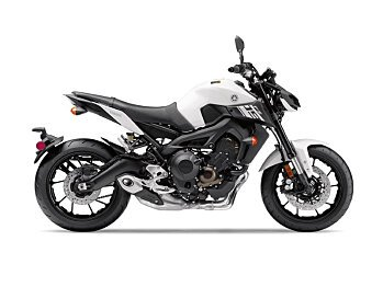 2017 Yamaha FZ-09 for sale 200470333