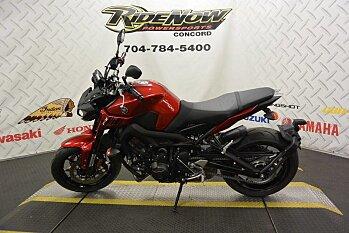 2017 Yamaha FZ-09 for sale 200487020