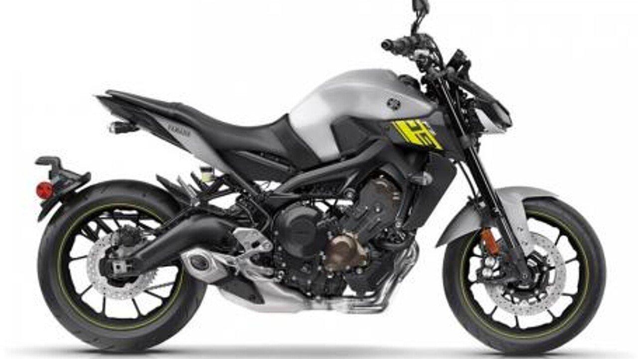 2017 Yamaha FZ-09 for sale 200503406