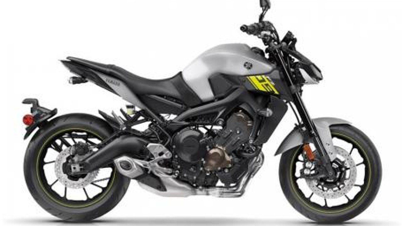 2017 Yamaha FZ-09 for sale 200503411