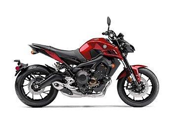 2017 Yamaha FZ-09 for sale 200506385