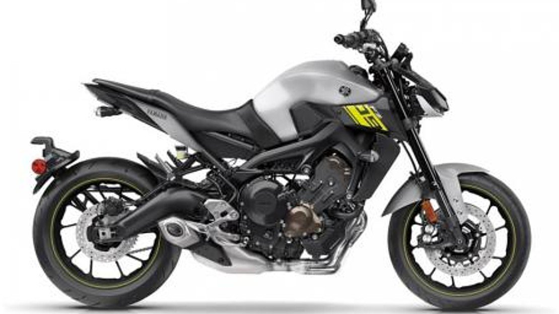2017 Yamaha FZ-09 for sale 200516572