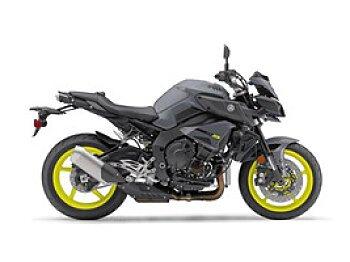 2017 Yamaha FZ-10 for sale 200402062