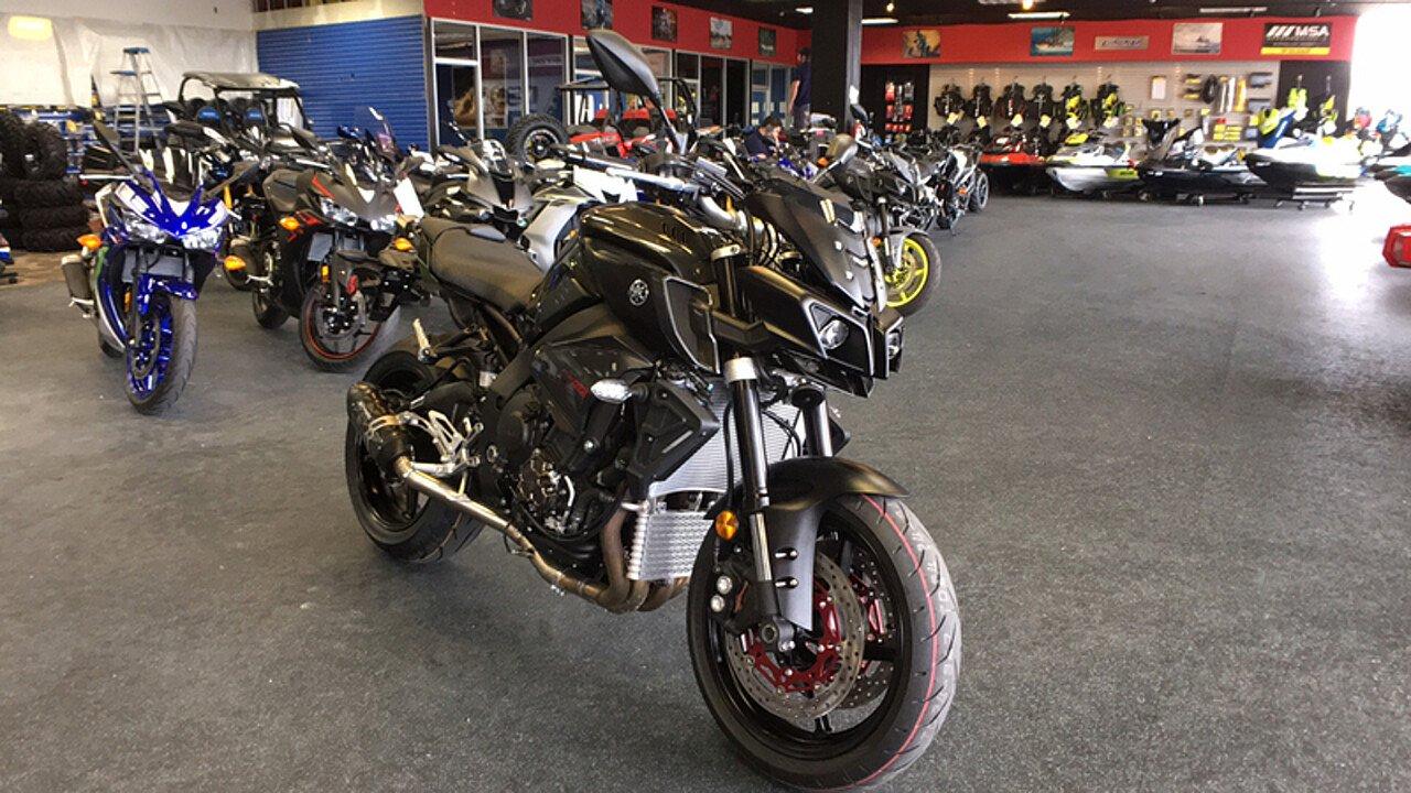 2017 Yamaha FZ-10 for sale 200446176
