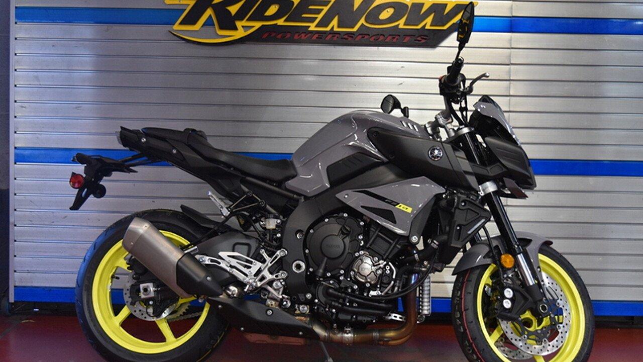 2017 Yamaha FZ-10 for sale 200451788