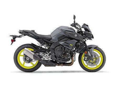 2017 Yamaha FZ-10 for sale 200461907