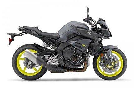 2017 Yamaha FZ-10 for sale 200503390