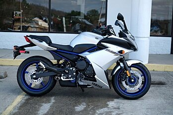 2017 Yamaha FZ6R for sale 200419246