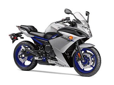 2017 Yamaha FZ6R for sale 200474790