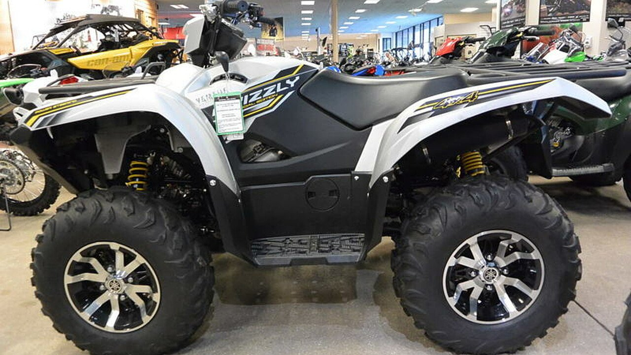 2017 Yamaha Grizzly 700 for sale 200413588