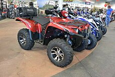2017 Yamaha Grizzly 700 for sale 200410274