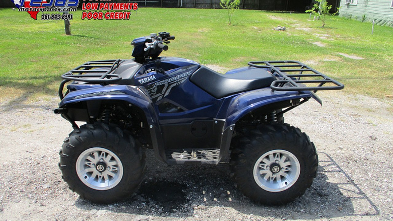 2017 Yamaha Kodiak 700 for sale 200584566