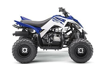 2017 Yamaha Raptor 90 for sale 200446572