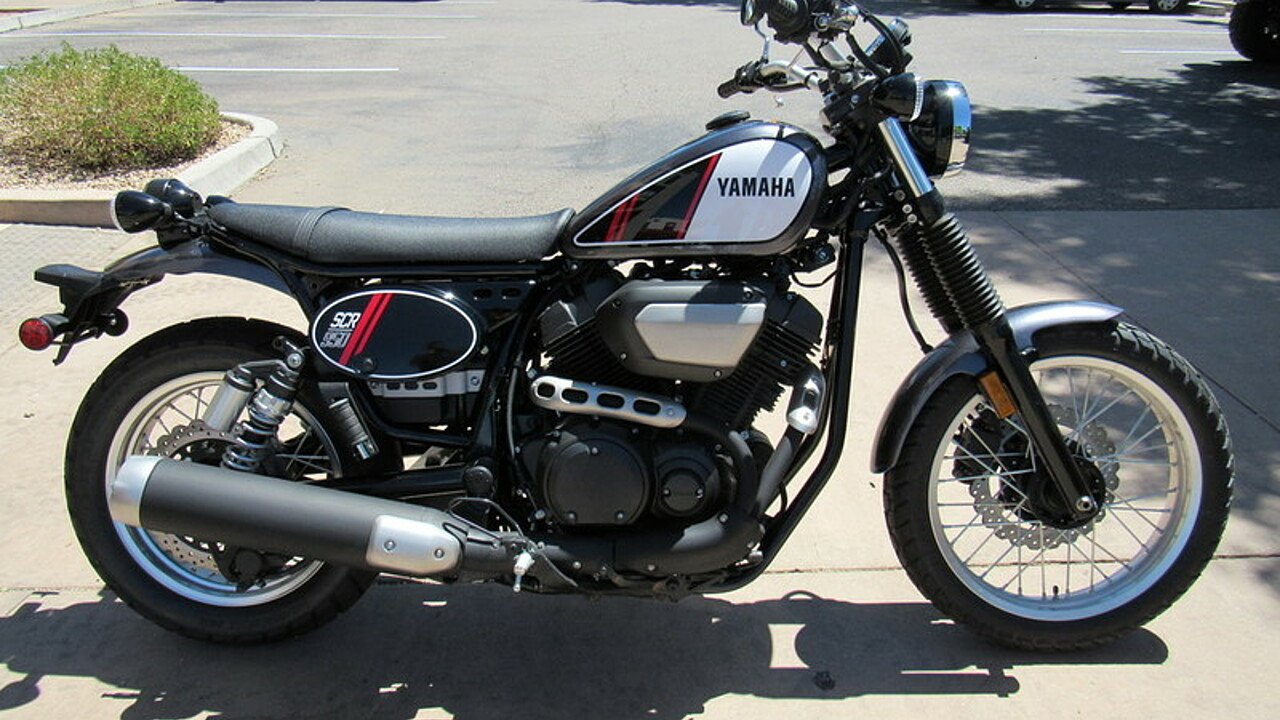 2017 Yamaha SCR950 for sale 200405351