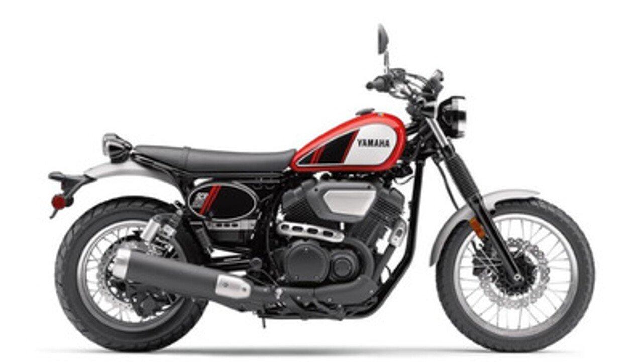 2017 Yamaha SCR950 for sale 200474720
