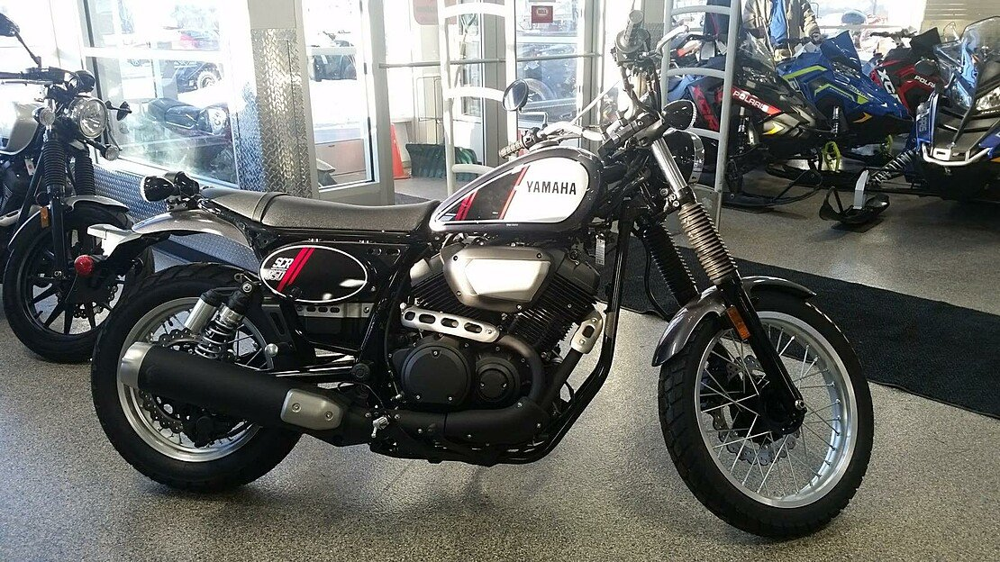 2017 Yamaha SCR950 for sale 200619436