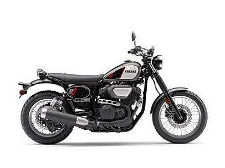 2017 Yamaha SCR950 for sale 200604423