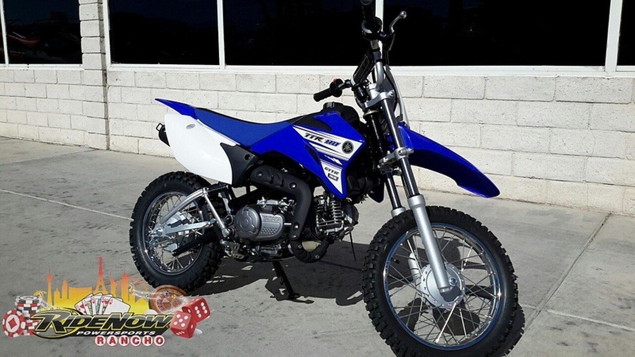 2017 Yamaha TT-R110E for sale 200405060