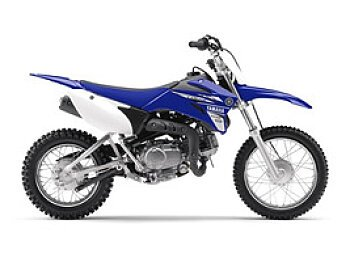 2017 Yamaha TT-R110E for sale 200470078