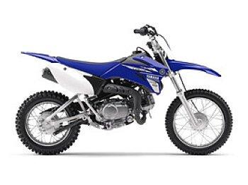 2017 Yamaha TT-R110E for sale 200482393