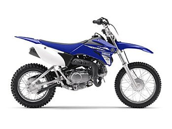 2017 Yamaha TT-R110E for sale 200568684